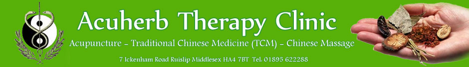 acupuncture and pain relief in Middlesex & West London